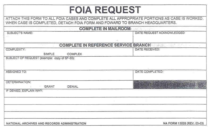 foia request template link to file. Black Bedroom Furniture Sets. Home Design Ideas